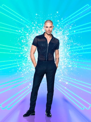 Max George on Strictly Come Dancing 2020