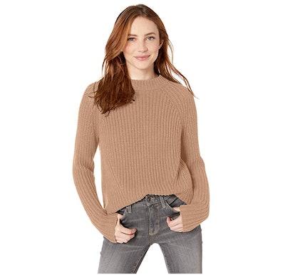 Goodthreads Shaker Stitch Sweater