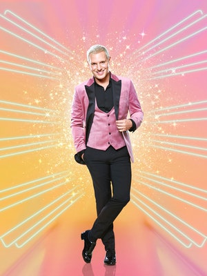 Jamie Laing on Strictly Come Dancing 2020