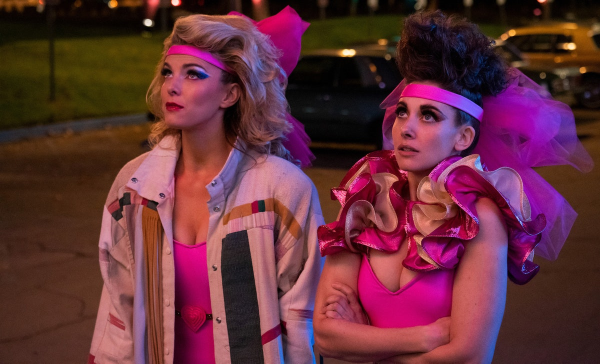 'GLOW' fans and the cast want Netflix to make a movie to wrap up the series.