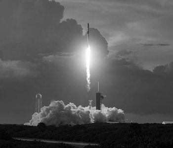 SpaceX Starlink launch.