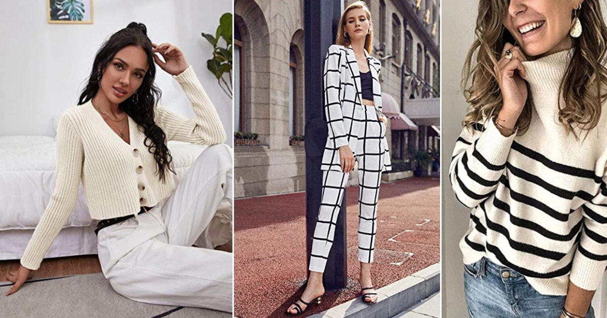42 Comfortable Pieces That Actually Make You Look Put Together