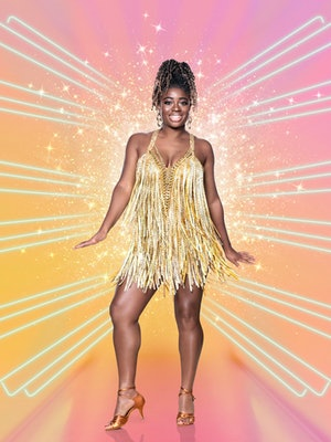Clara Amfo on Strictly Come Dancing 2020