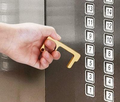 RGOSME No-Touch Door Openers (2-Pack)