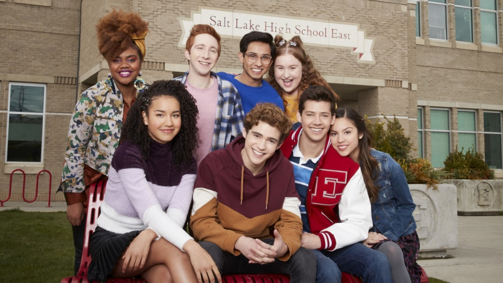 'High School Musical' Series Holiday Special