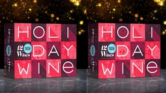 Walmart is selling Tasty 12 days of wine calendars for the holiday season.