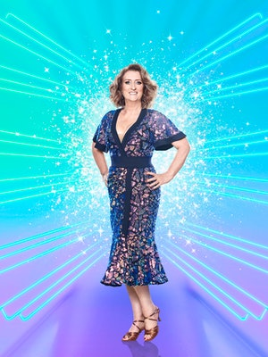 Jacqui Smith on Strictly Come Dancing 2020