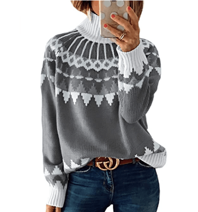 FARYSAYS Chunky Sweater