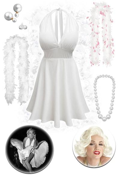 Sanctuarie Marilyn Monroe Plus Size Supersize Costume
