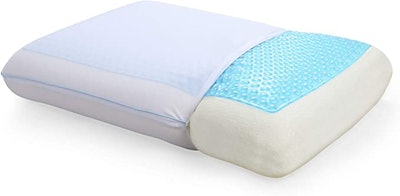 Classic Brands Reversible Cool Gel Double-Sided Pillow