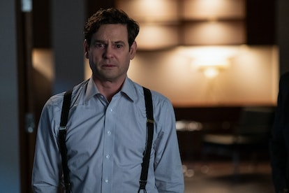 Henry Thomas as Henry Wingrave in 'The Haunting of Bly Manor' via Netflix's press site