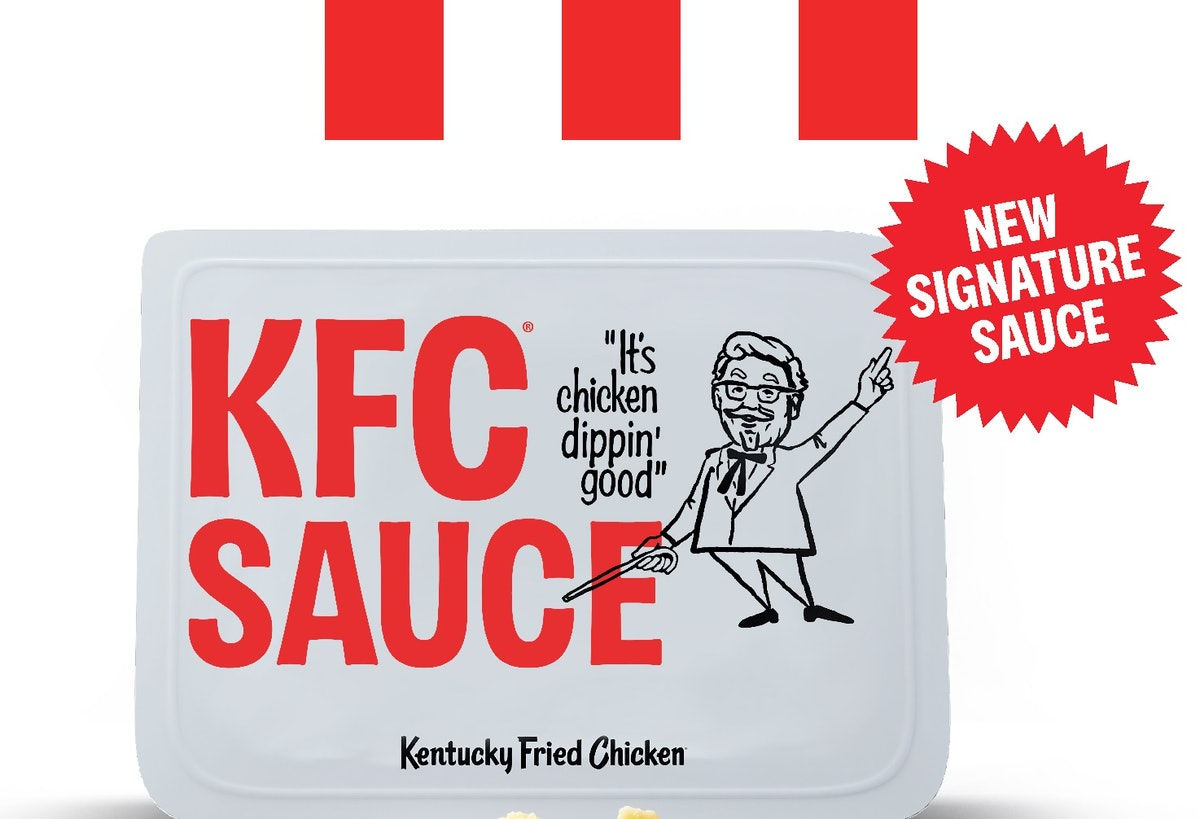 This KFC Sauce review will give you a preview of KFC's brand new sauce.