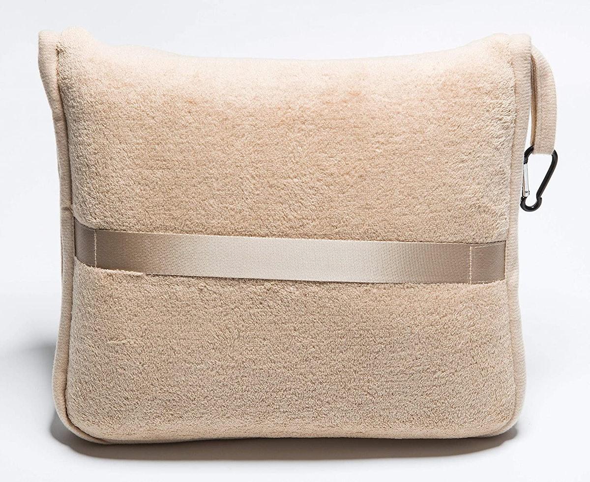 Blue Hills Premium Soft Travel Blanket/Pillow