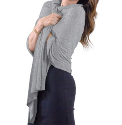Happyluxe Wrap And Scarf