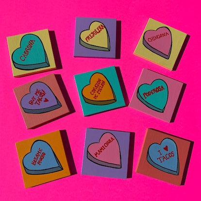 Sweetheart Mini Canvases