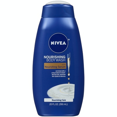 Nourishing Care Body Wash with Nourishing Serum