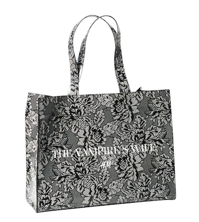 The Vampire's Wife Tote Bag