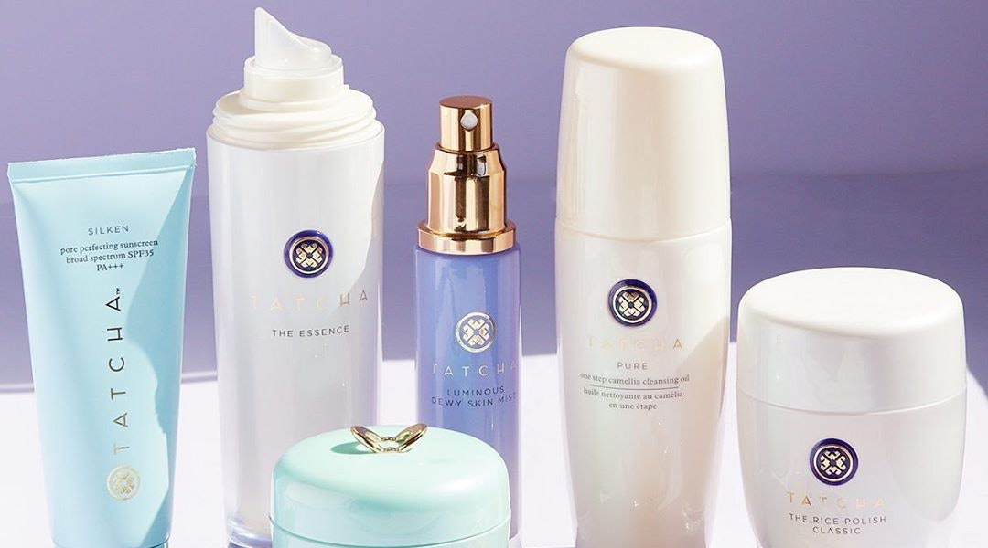 Tatcha's newest sale features 20 percent off almost everything.