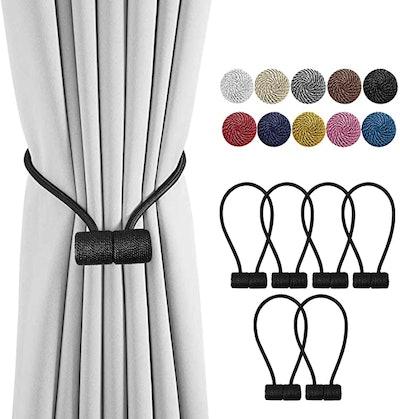 DELISIx Magnetic Curtain Holdbacks