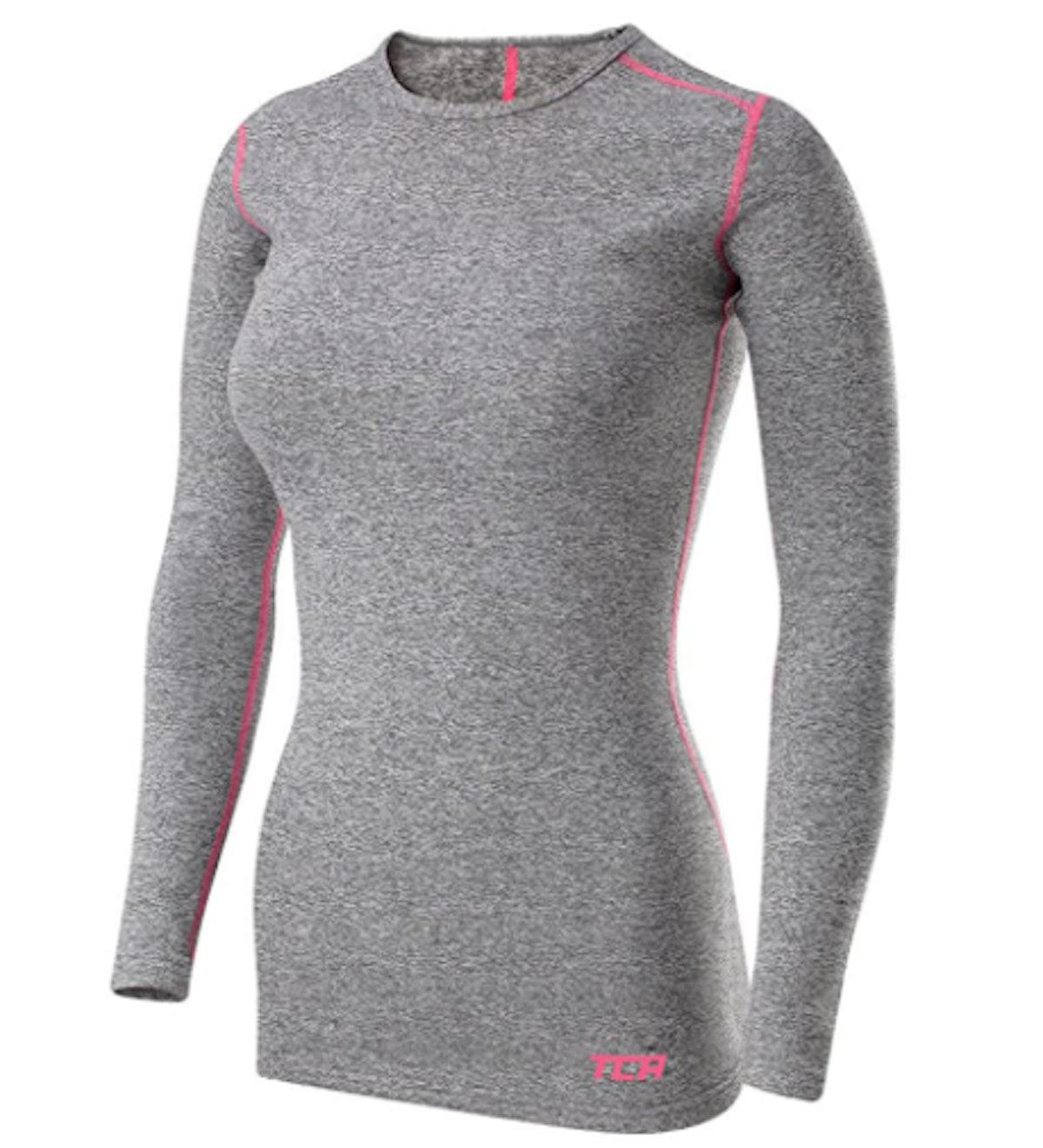 TCA Women's SuperThermal Long Sleeve Base Layer
