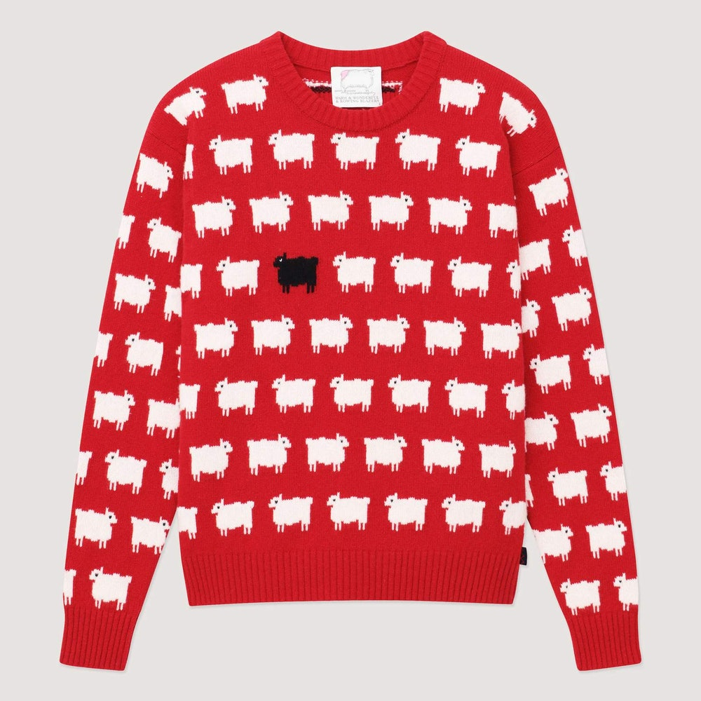 Warm & Wonderful X Rowing Blazers Women's Sheep Sweater