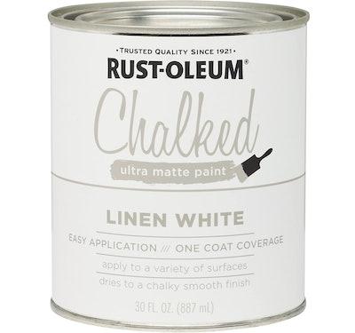 Rust-Oleum 285140 Ultra Matte Interior Chalked Paint (30 oz)