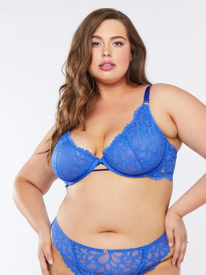 Savage Not Sorry Ultra Demi Unlined Lace Bra