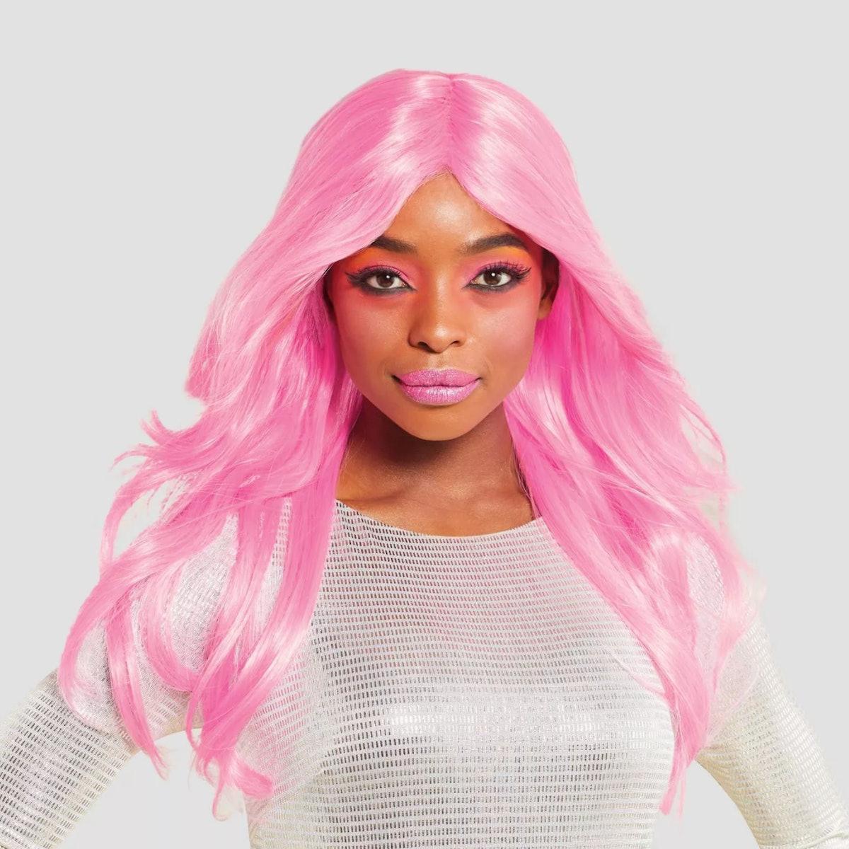Pink Sultry Siren Halloween Wig - Hyde & EEK! Boutique™