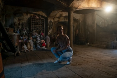 Victoria Pedretti as Dani in 'The Haunting of Bly Manor'