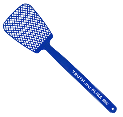 Biden Truth Over Flies Fly Swatter