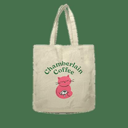 Careless Cat Tote Bag