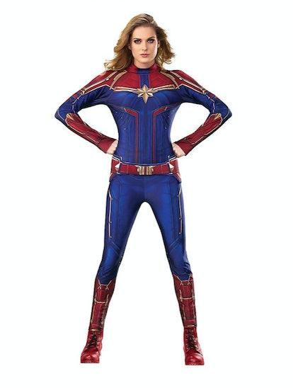Adult Captain Marvel Costume