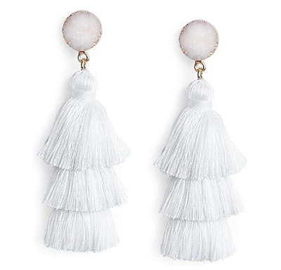 Me&Hz Tassel Earrings