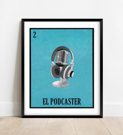 Lotería Cards | Podcaster