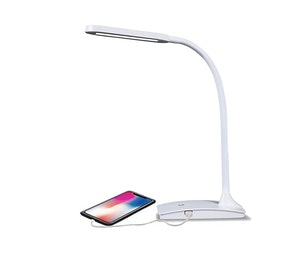 The IVY LED Desk Lamp with USB Port