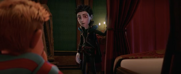 A boy befriends a little vampire and the pair learn to overcome their differences