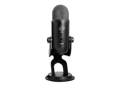 Yeti Blackout Microphone