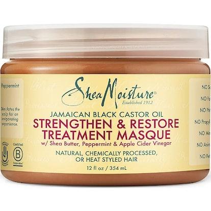 SheaMoisture Jamaican Black Castor Oil Strengthen & Restore Masque