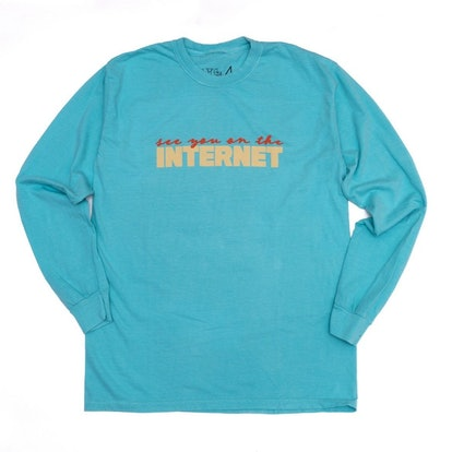See You on the Internet Long Sleeve Tee
