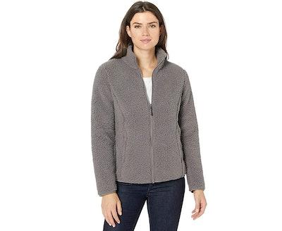 Amazon Essentials Women's Polar Fleece Sherpa Lined Jacket