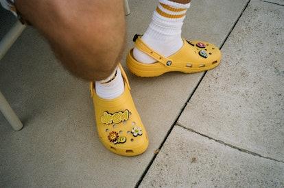 Justin Bieber x Crocs Clogs