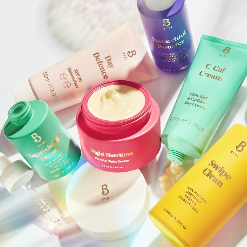 The British-born indie skincare brand BYBI is launching in the U.S. with hopes of going carbon neutral by the end of 2020