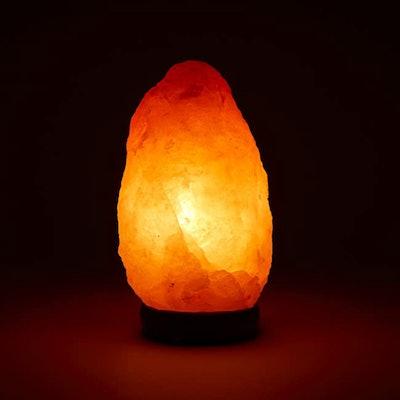 The Body Source Himalayan Glow Salt Lamp