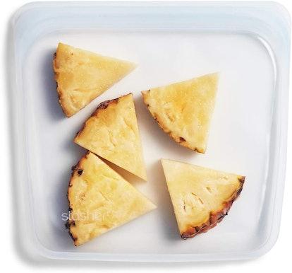 Stasher 100% Silicone Food Grade Reusable Storage Bag, 15 Oz.