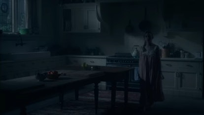 Dani sees her dead fiancé's ghost in 'The Haunting of Bly Manor'