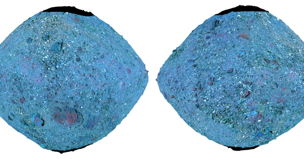 Most accurate model of Bennu reveals new details about this ancient space rock