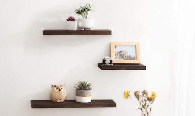 Mkono Floating Shelves (Set Of 3)