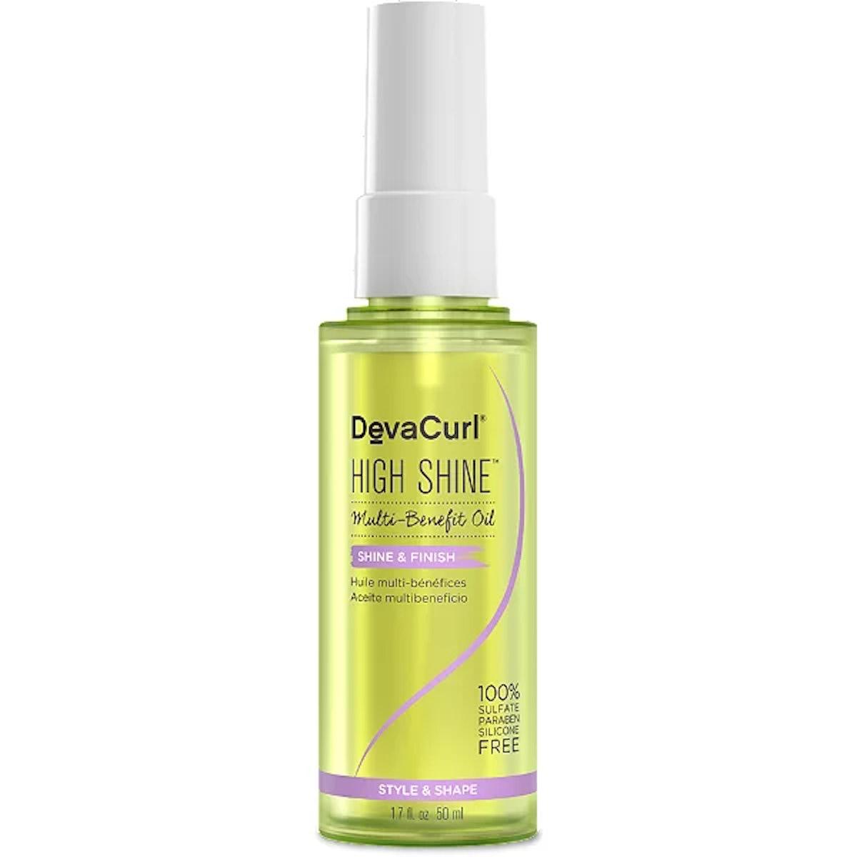 DevaCurl High Shine Multi-Benefit Hair Oil