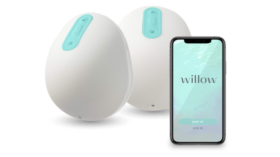 Willow smart wearable breast pumps  are 20% off for prime day 2020