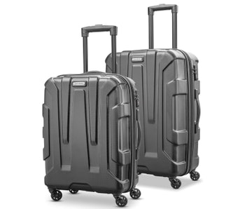 Samsonite Centric Hardside Expandable Luggage Set (2 Pieces)